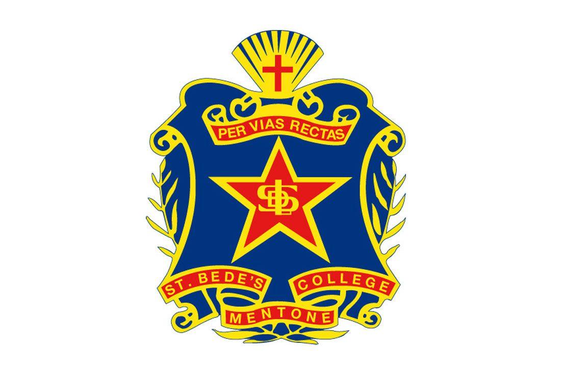 St Bede's College Mentone Logo